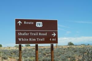 Shaper Trail Road to Potash Road